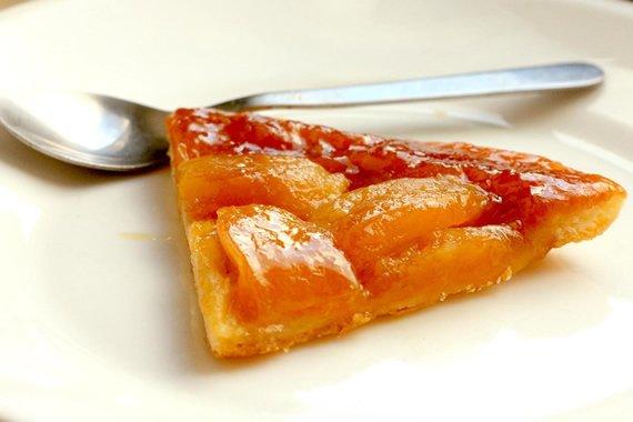 apple tarte tartin