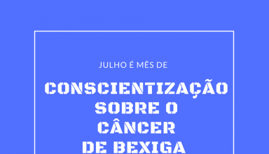 conscientizacao cancer de bexiga