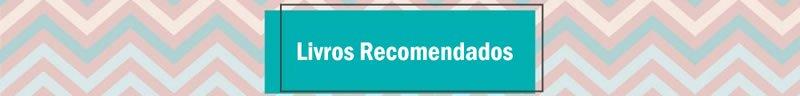 livros recomendados - lista amazon