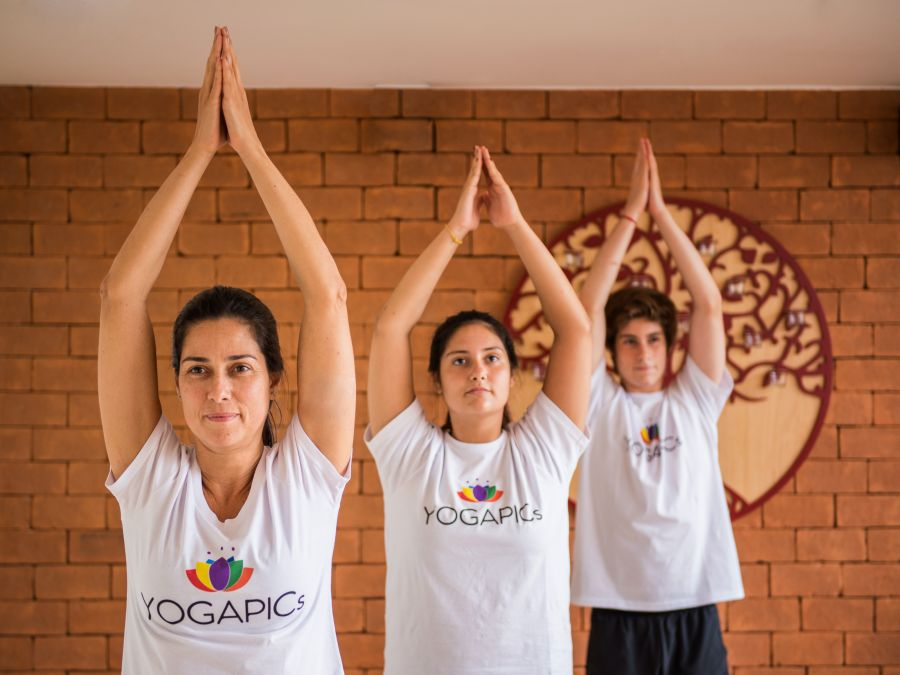 yoga para cura