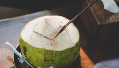 coco verde fresco