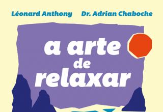 livro a arte de relaxar - capa