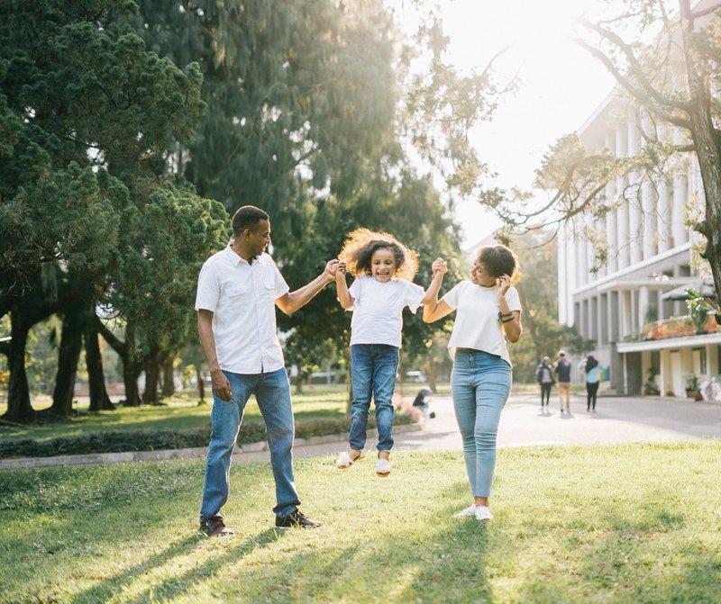 5 dicas para praticar exercícios físicos com a família